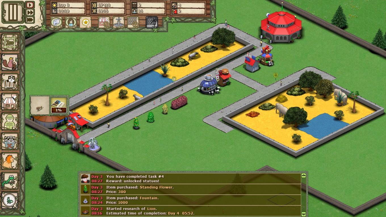 igre zoo park