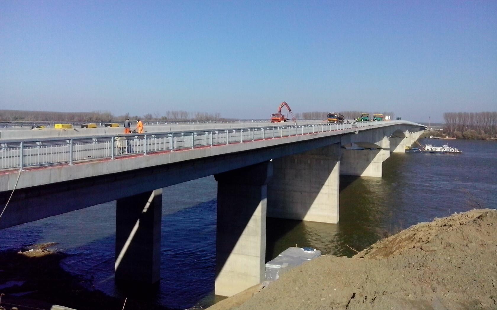 most za borču