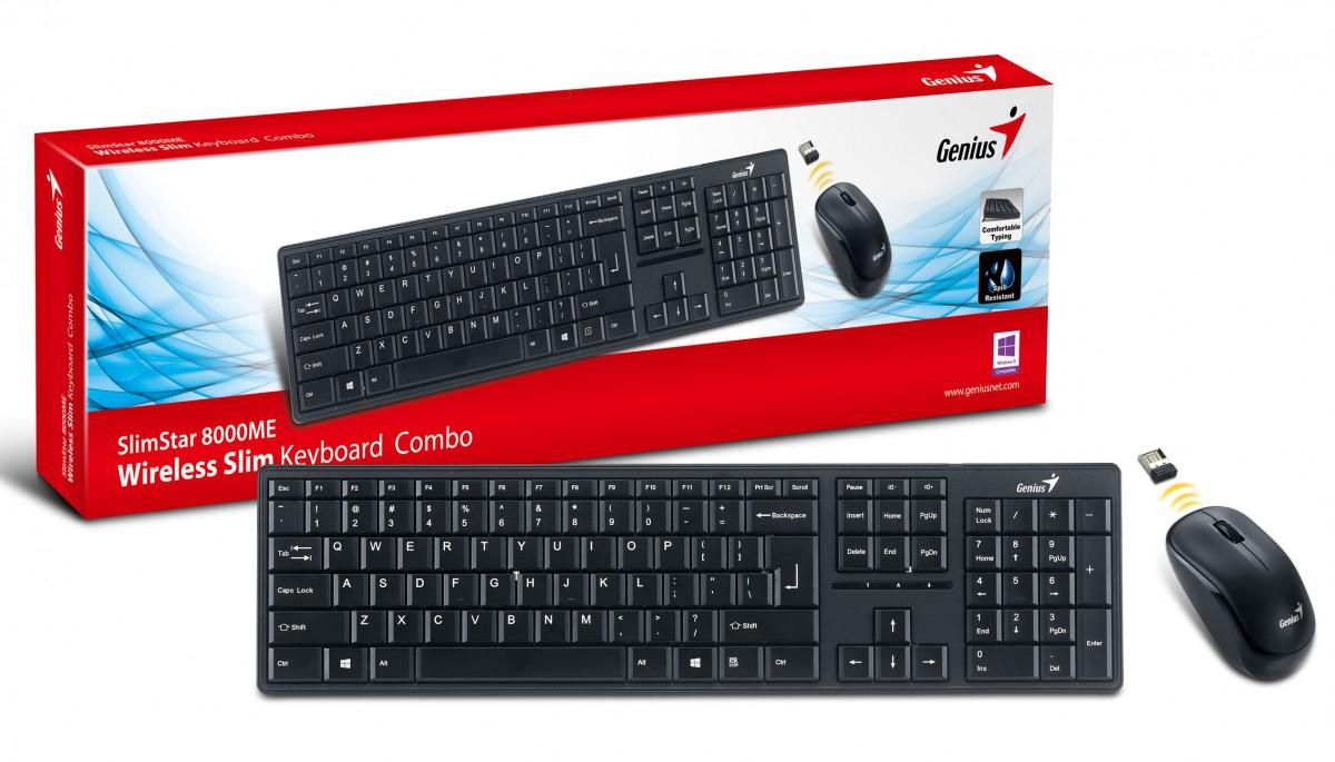Ali moja tastatura ima naša slova
