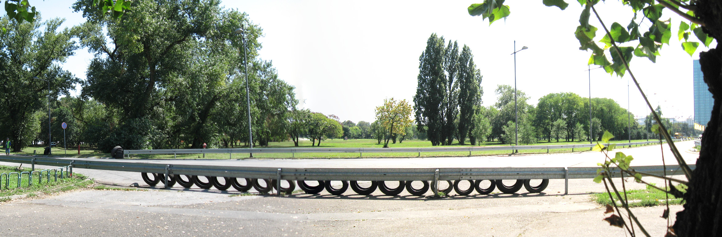 trke panorama